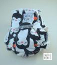 Formowanka bambusowa One Size – klub pingwina