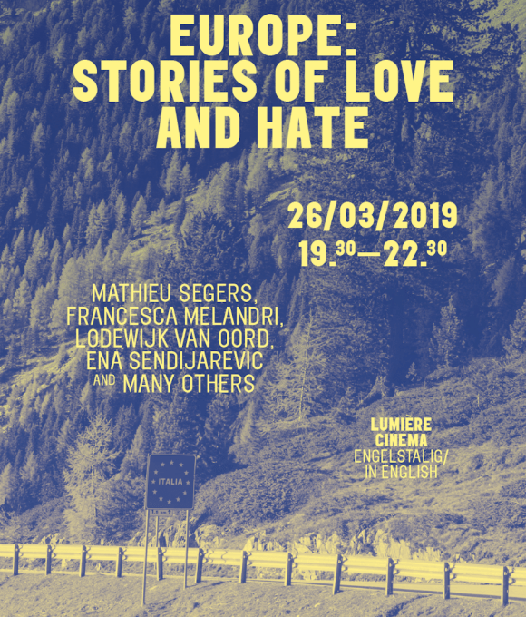 Europe Stories Of Love And Hate Maastricht Working On Europe