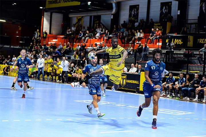 Tremblay En France Handball
