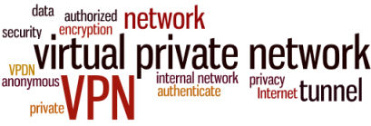 Online protection using a Dedicated Line and VPN