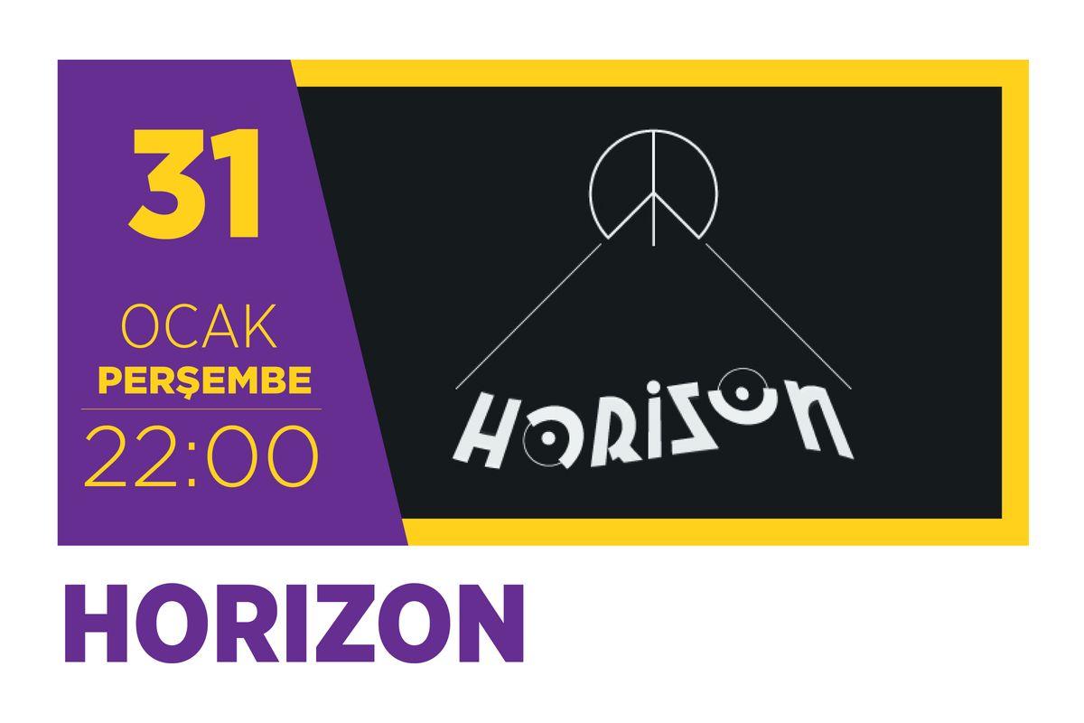 Horizon Emaar Hayal Kahvesi'nde!
