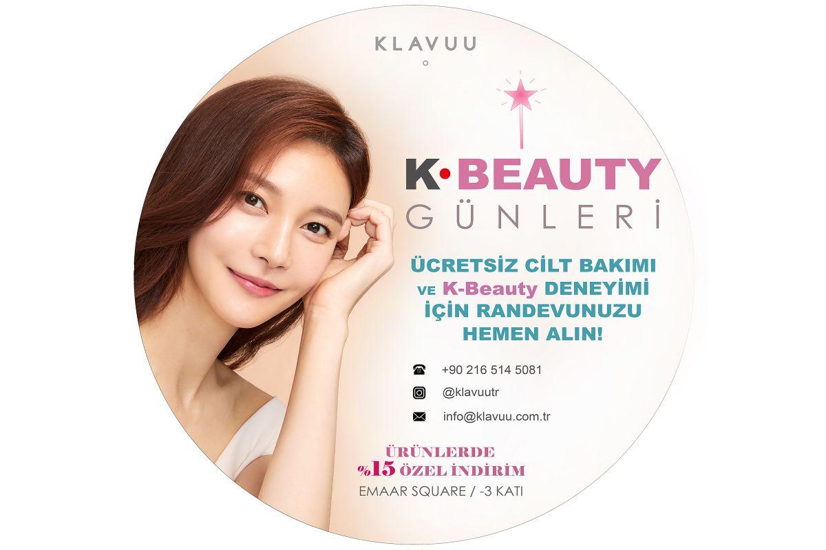 Klavuu'da K-Beauty Günleri!
