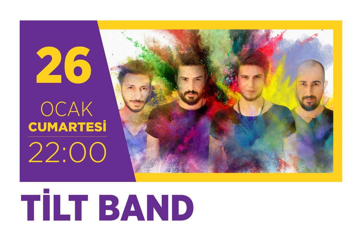 Tilt Band Emaar Hayal Kahvesi'nde!