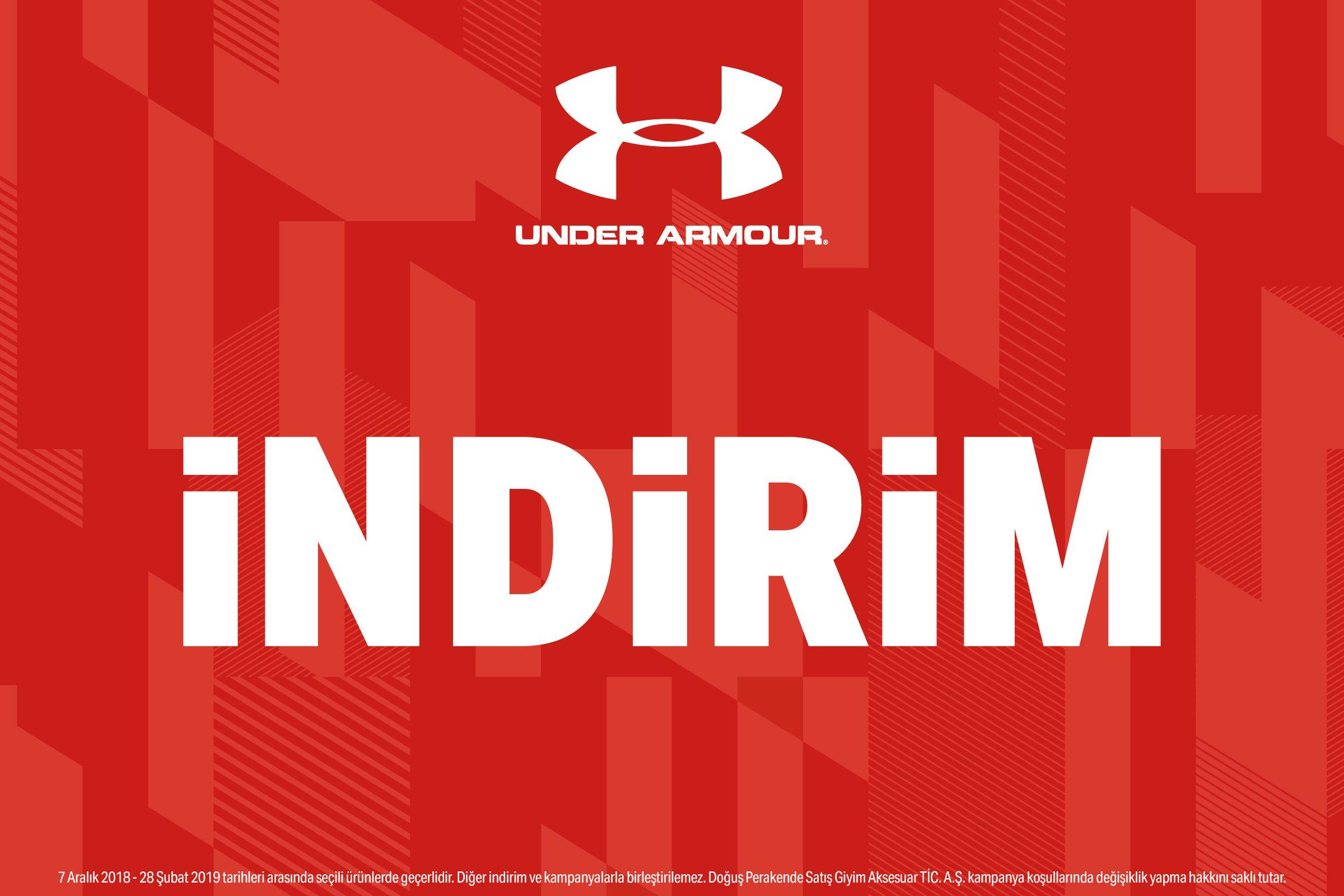 Under Armour -