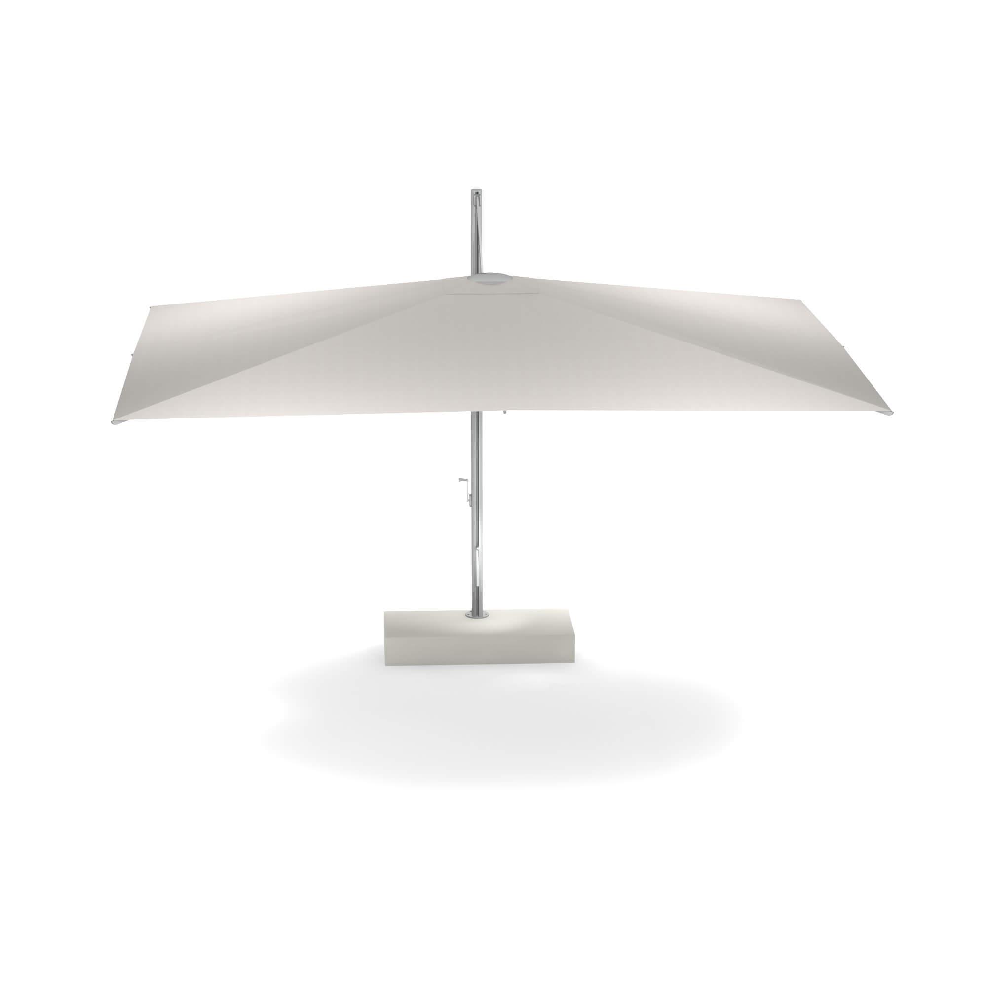 Ombrellone 3x4 da giardino esterno in alluminio for Ombrellone da giardino emu prezzi