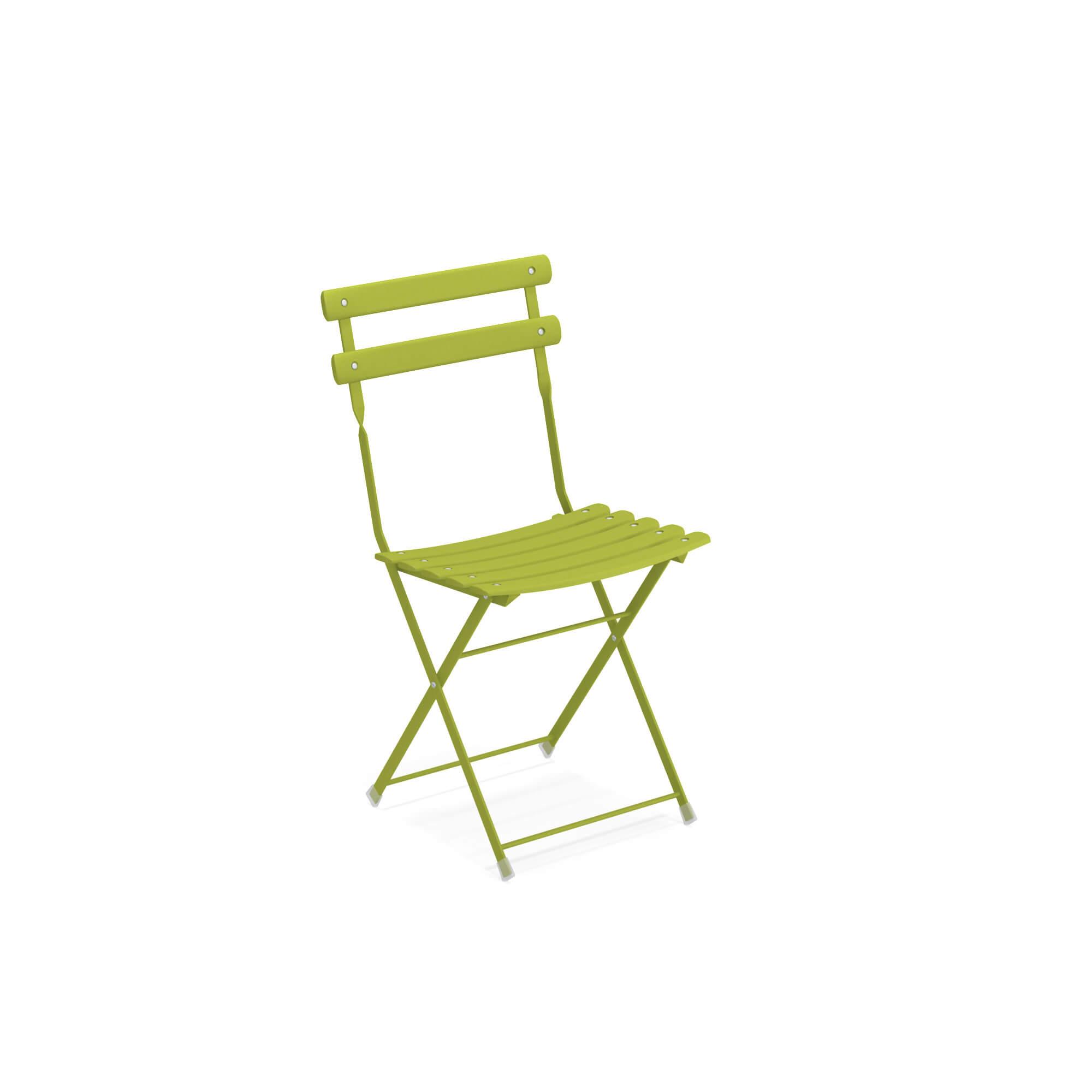 Sedie Plastica Pieghevoli Da Giardino.Sedia Pieghevole Da Giardino Esterno In Acciaio Collezione Arc