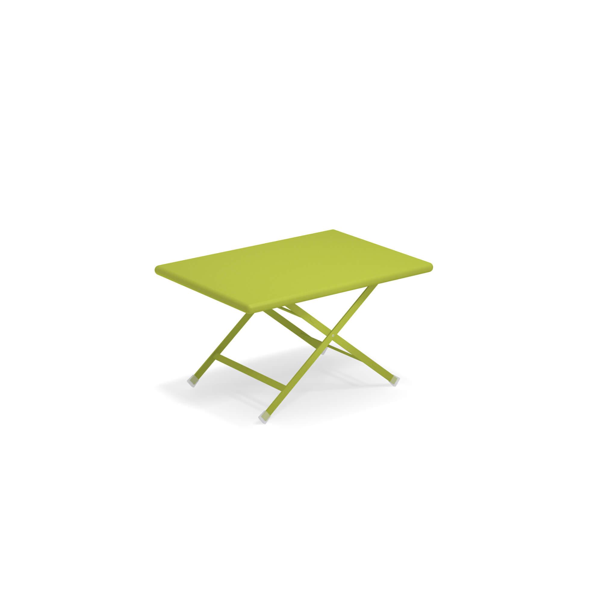 Tavolino Basso Da Giardino.Tavolo Basso Pieghevole 50x70