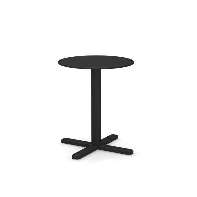 Tavoli Per Esterno Emu.Tavoli E Tavolini Emu Tavolo Nova 80x80 Marrone India Da Esterno