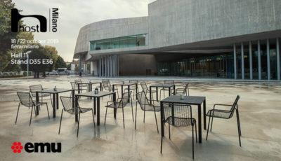 Arredamento esterno di design | EMU