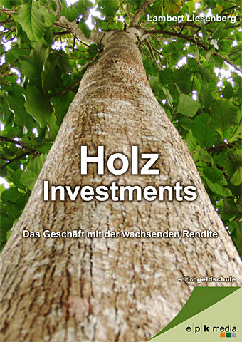 Buchcover: Holz Investments