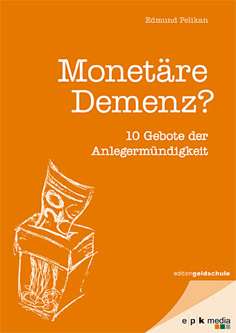 Buchcover: Monetäre Demenz?