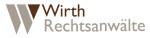 Logo Wirth-Rechtsanwaelte