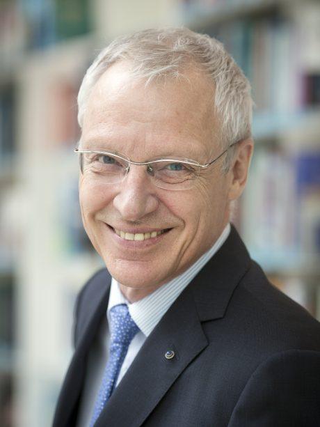 epidemioloog Bert Hofman