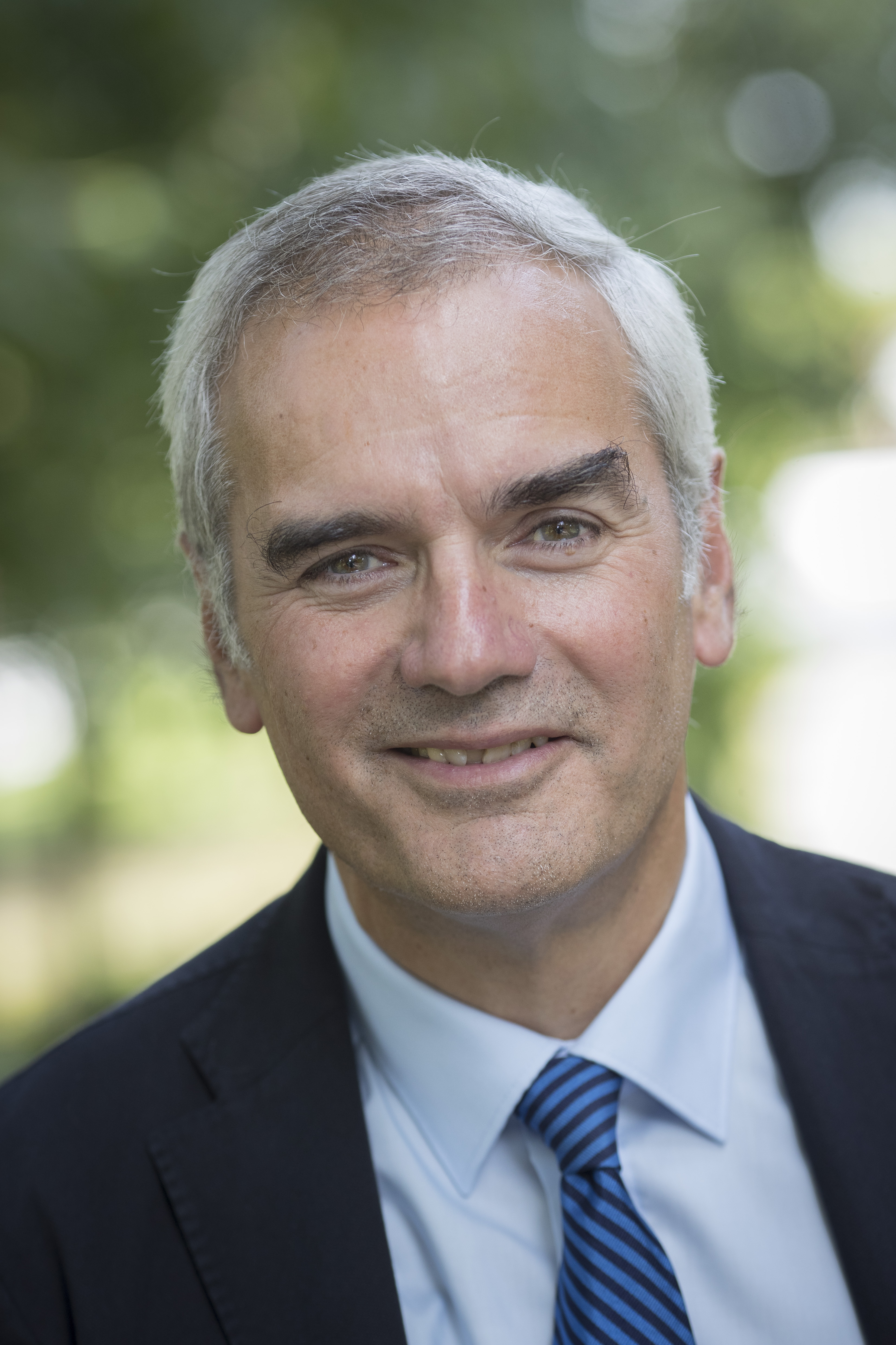 Prof. dr. Eric Steegers, afdelingshoofd Verloskunde & Gynaecologie