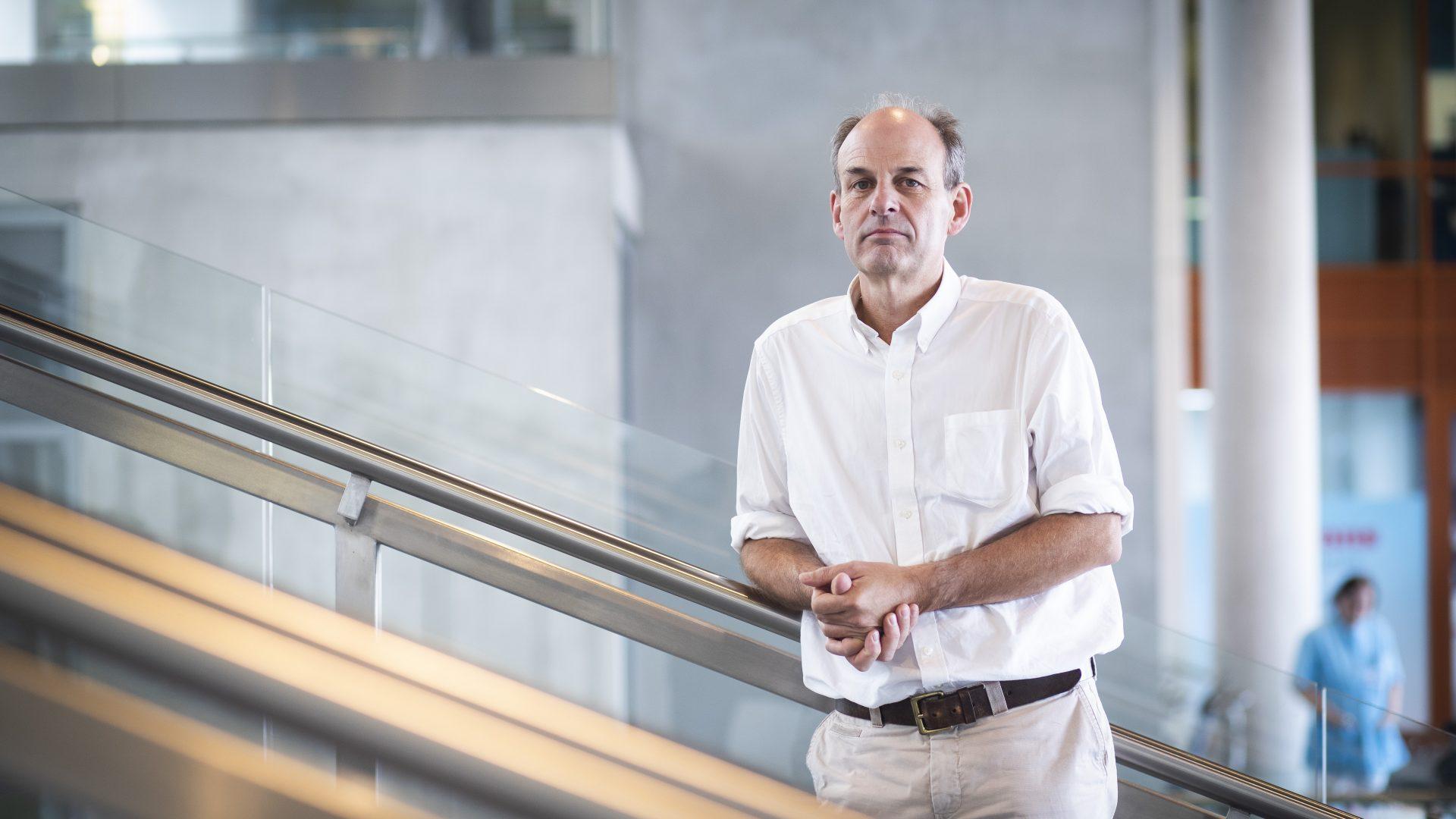Neurochirurg Clemens Dirven