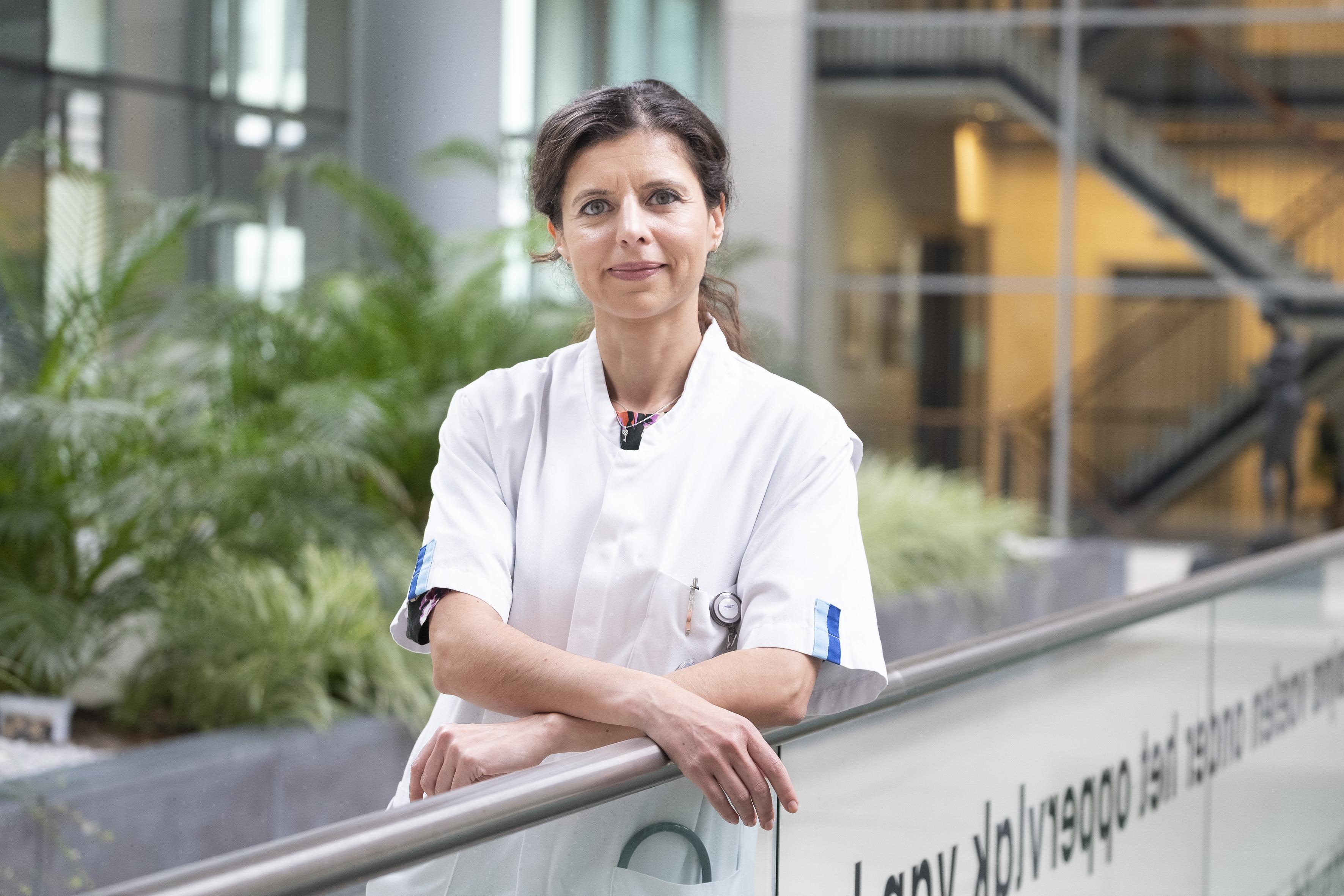 Kinderlongarts en epidemioloog Liesbeth Duijts