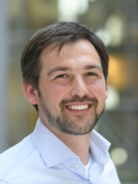 Portretfoto neuroloog Harro Seelaar