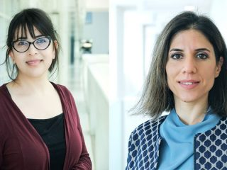 Stimuleringssubsidie voor vrouwen in Bèta en Techniek voor Nitika Taneja en Nilhan Gunhanlar
