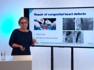 Living with congenital heart disease
