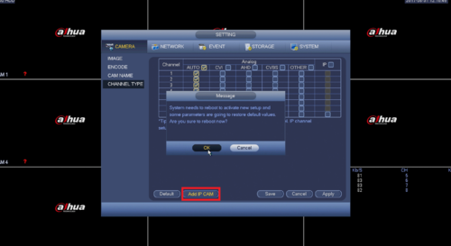 Change to HDCVI Analog and IP3.png