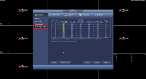 Change to HDCVI Analog and IP2.png