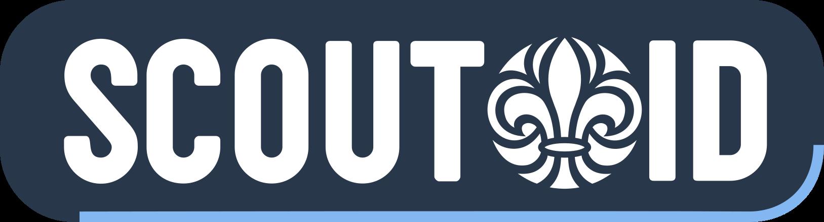 Knapp logga in med ScoutID