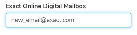 adapt EOL address in mycodabox