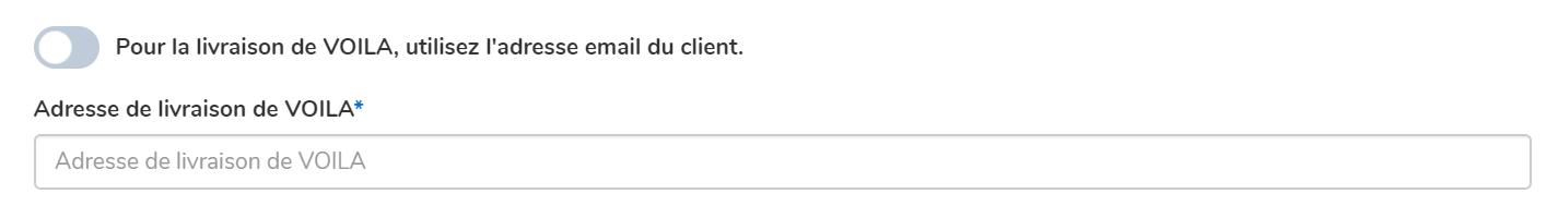 email specifique pour voila