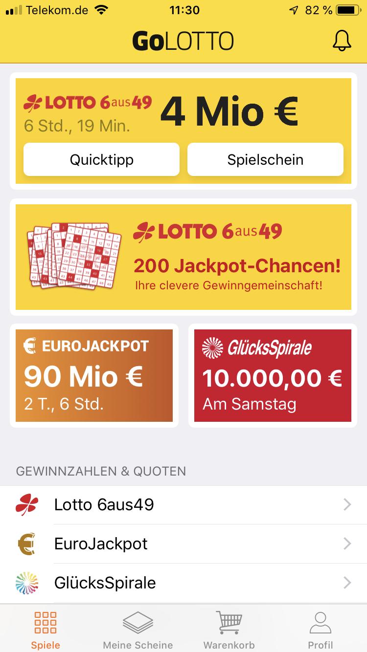Lotto ГјberprГјfen