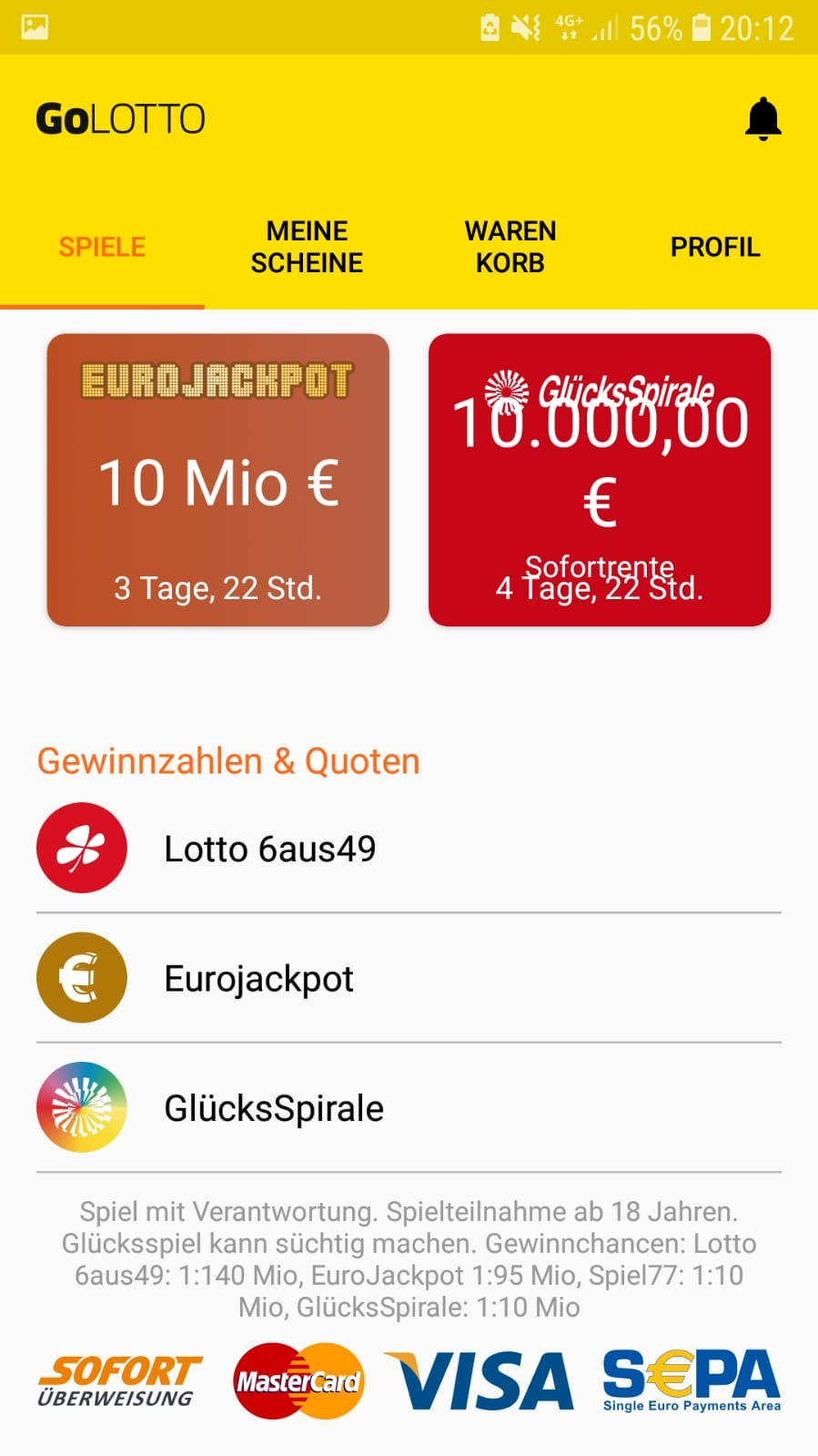 Wie Spiele Ich Eurojackpot