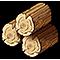 Large wood plies