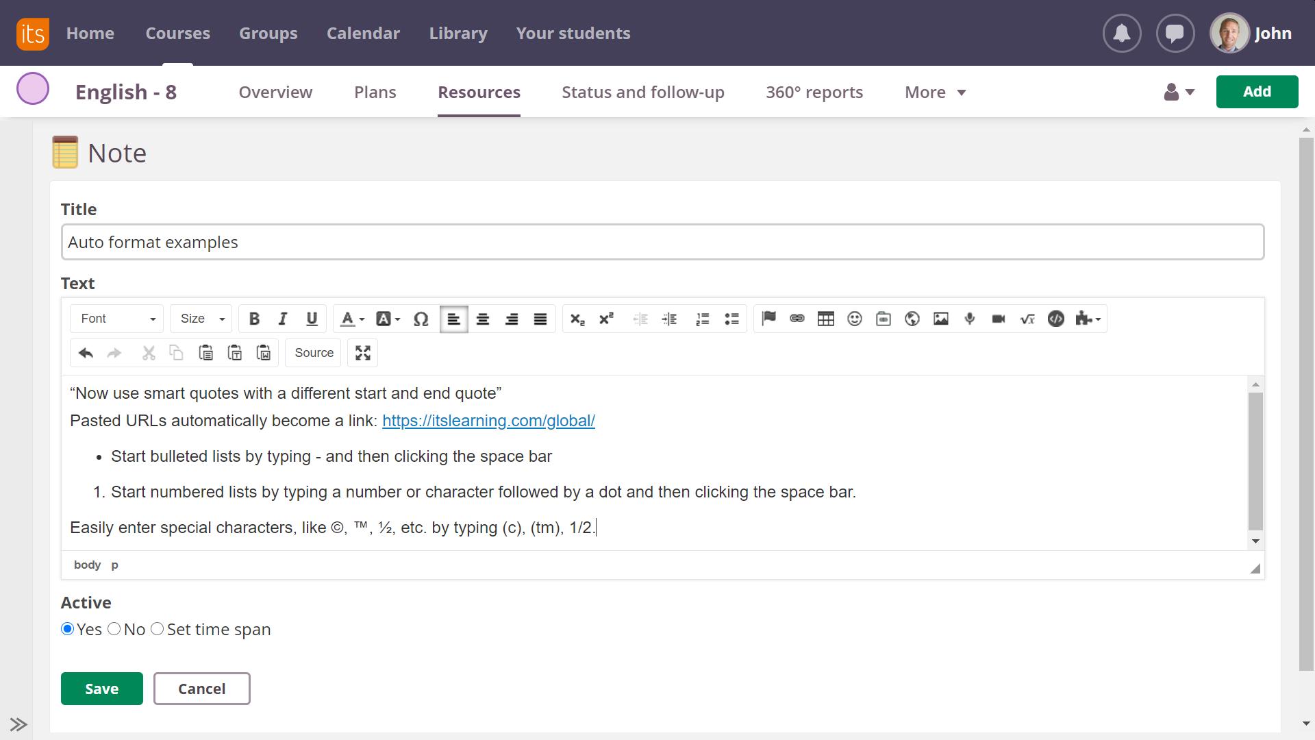 screenshot pasting a url