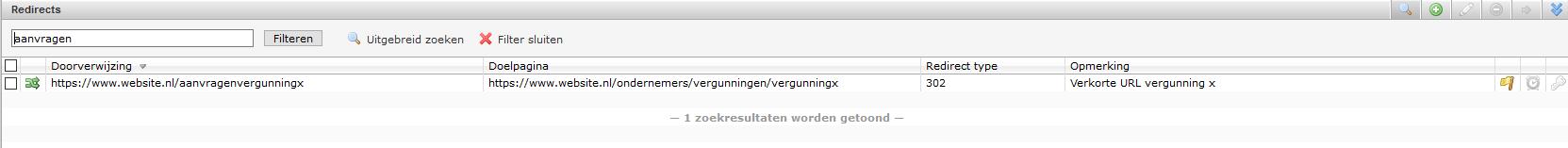 screenshot of the searchbar