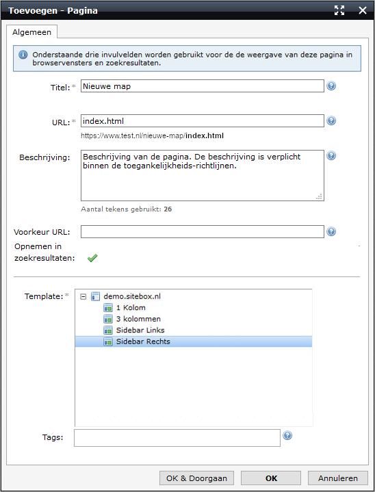 Screenshot van de stappen die worden uitgelegd in de tekst. Klik op de afbeelding om deze te vergroten.