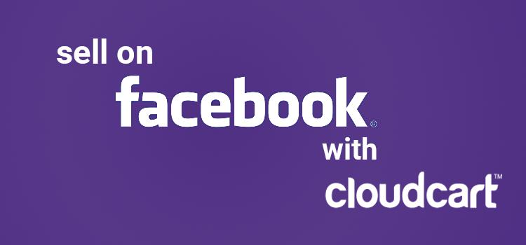 Продавайте в Facebook с CloudCart