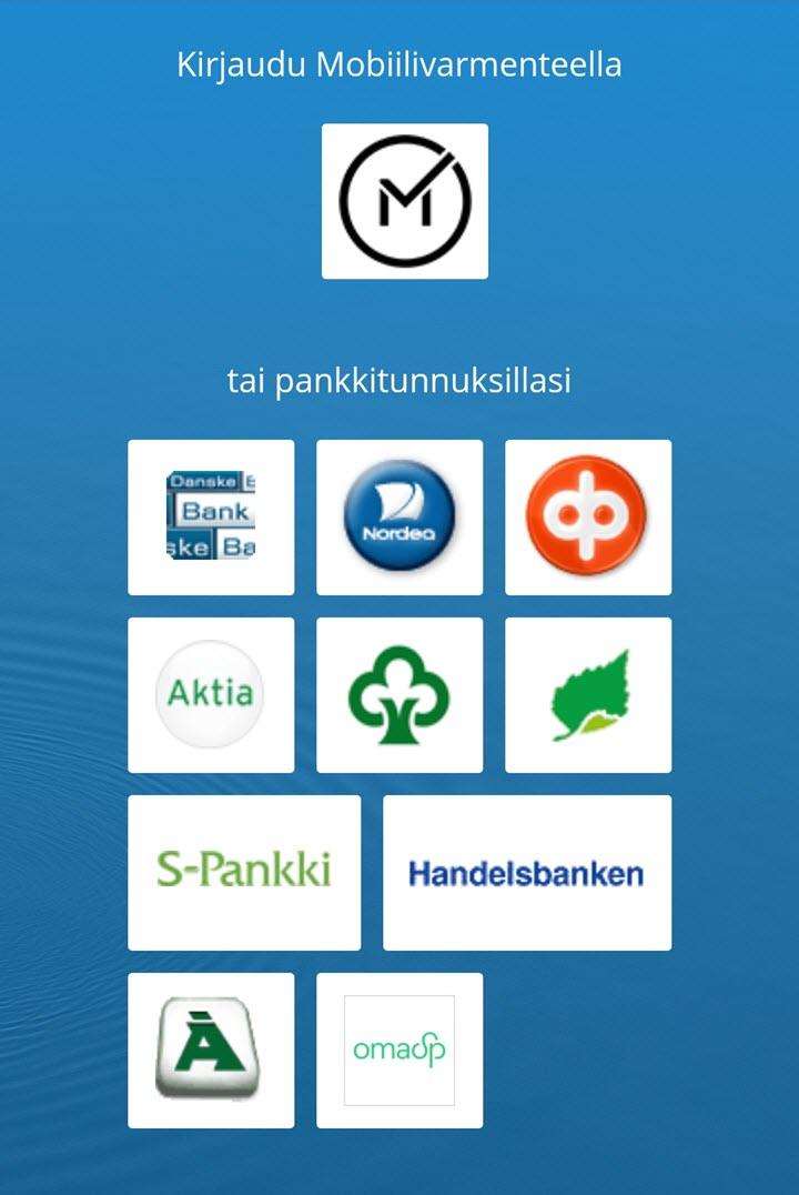 S-Pankki Mobiilivarmenne