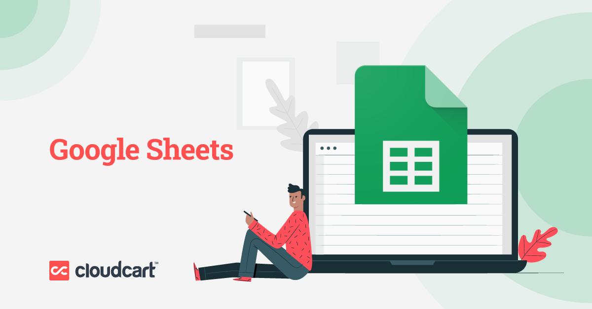 Редактиране на продуктов каталог през Google Sheets