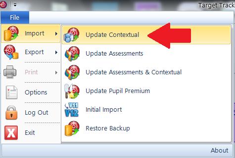 update context v2