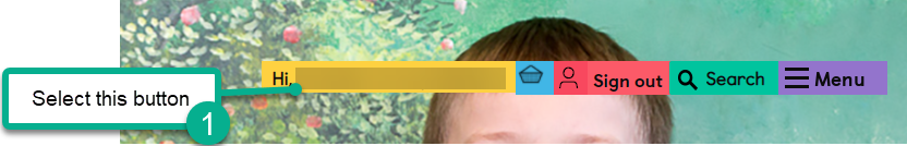 A screenshot of a person's head  Description automatically generated with low confidence