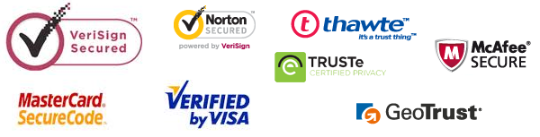 Shopping cart abandonment include trust logos