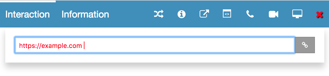 PP Incorrect URL