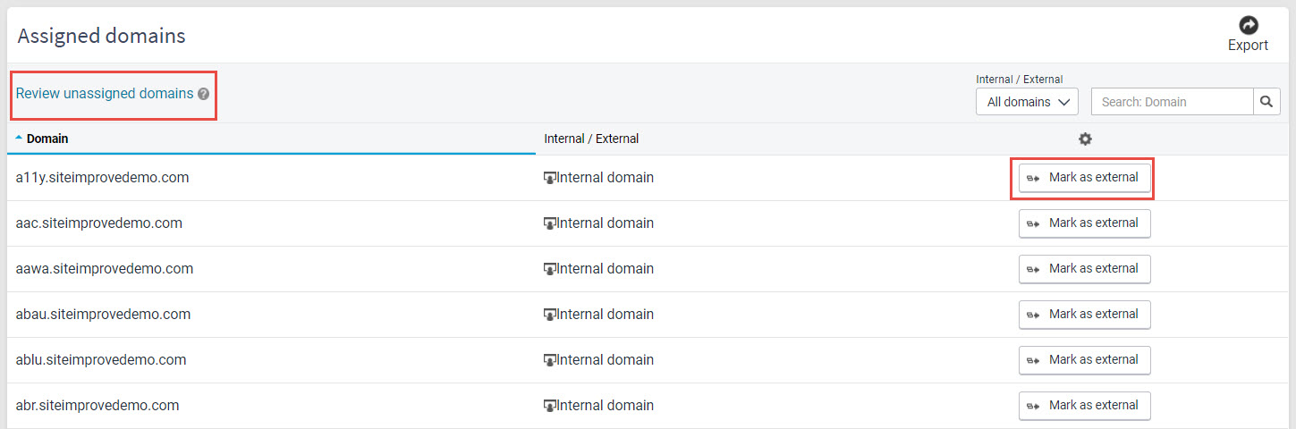 Doman_Settings_Assigned_domains_list_in_settings