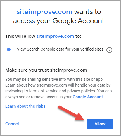 Allow_access_to_google_console