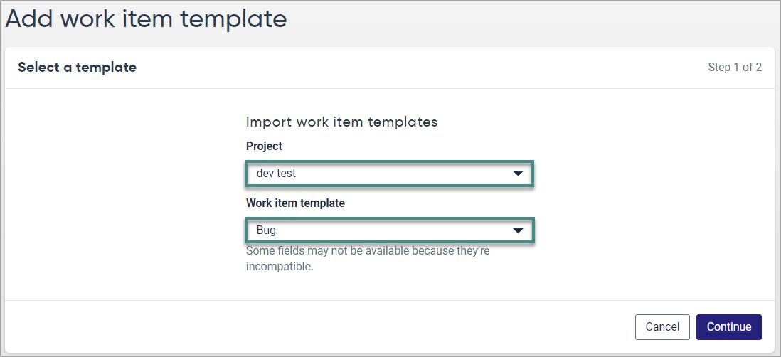 Add_work_item_template