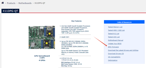 example image from the supermicro.com website