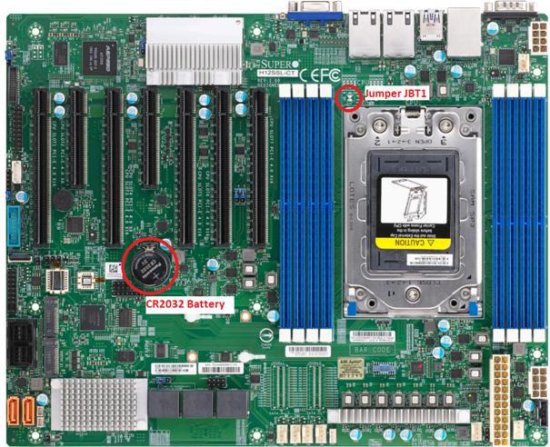 Supermicro Mainboard H12SSL-NT ©Supermicro https://www.supermicro.com/manuals/motherboard/EPYC7000/MNL-2314.pdf
