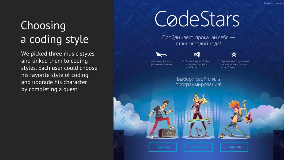 Codestars are the rockstars of 21st century