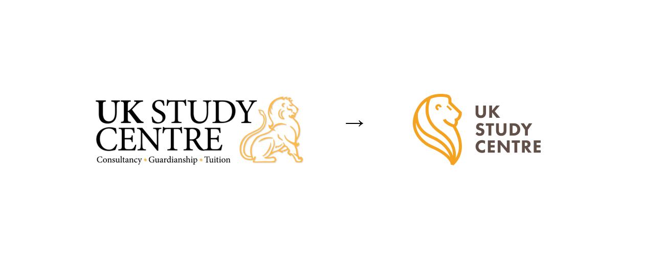 UKStudy Centre Rebranding