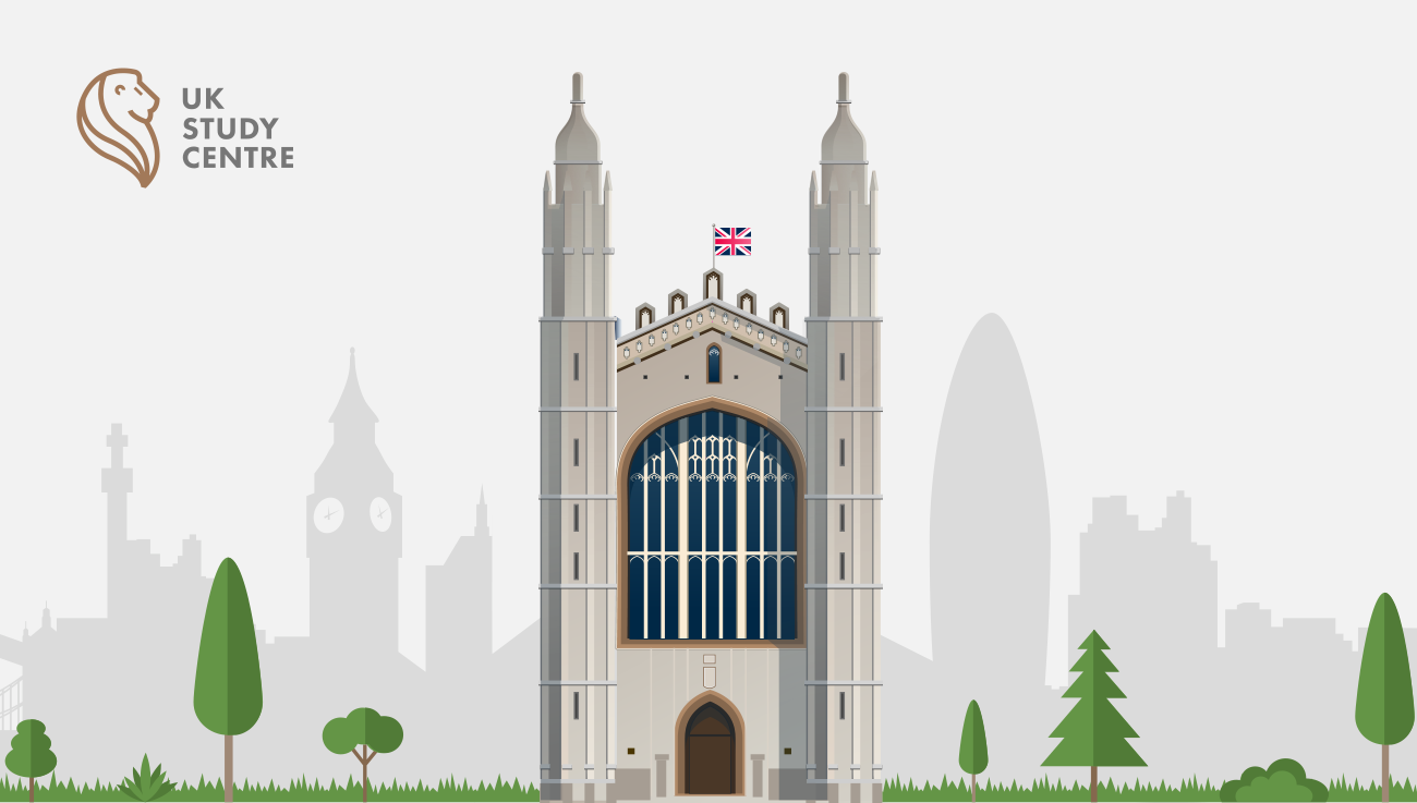 Become an Englishman with UK Study Centre