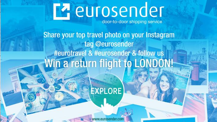Travel photo for Eurosender's competition.